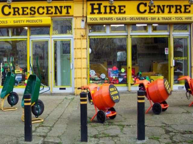 Crescent Hire Services, 30 - 36 Rose Hill, Sutton, Surrey, SM1 3EU, Untited Kingdom